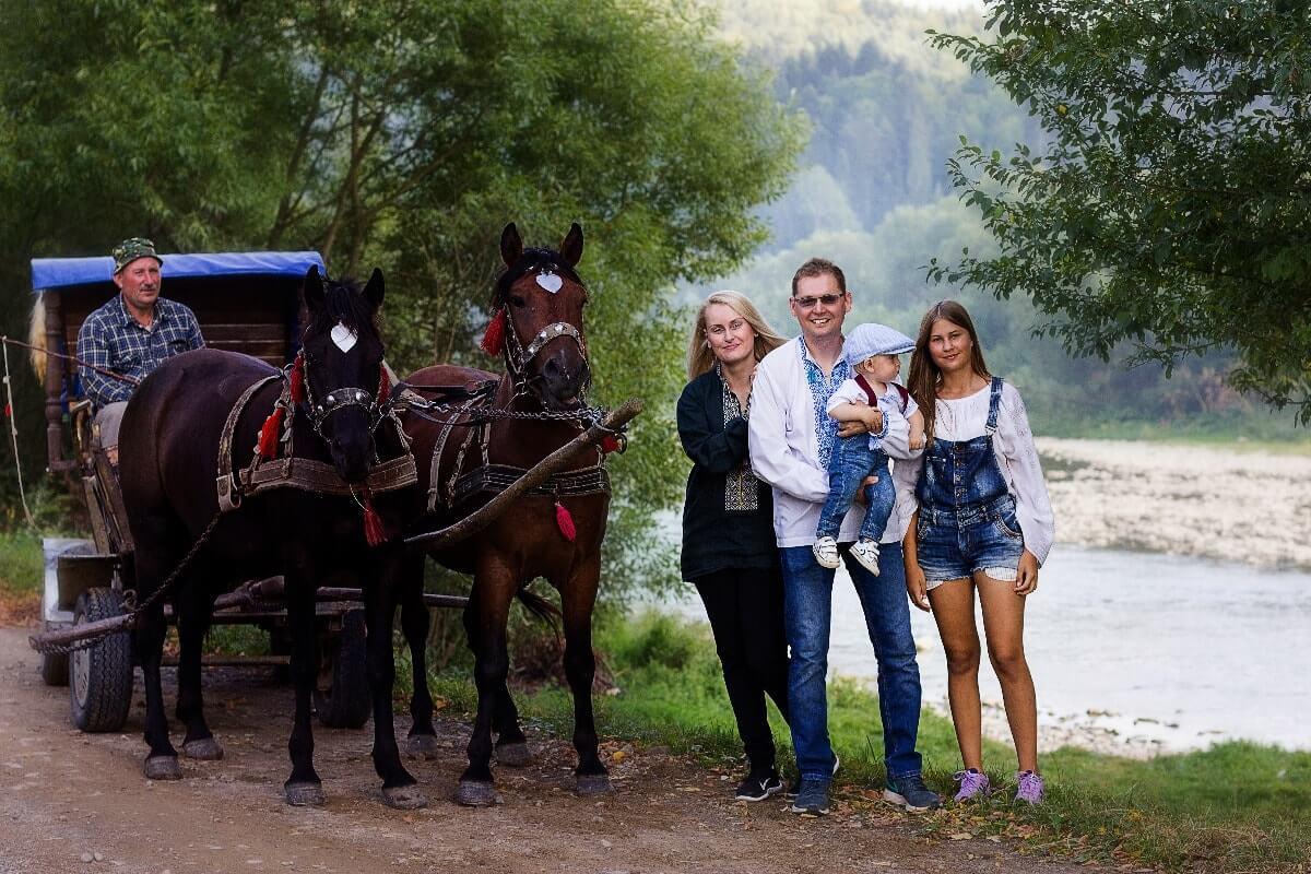 эко отдых в украине