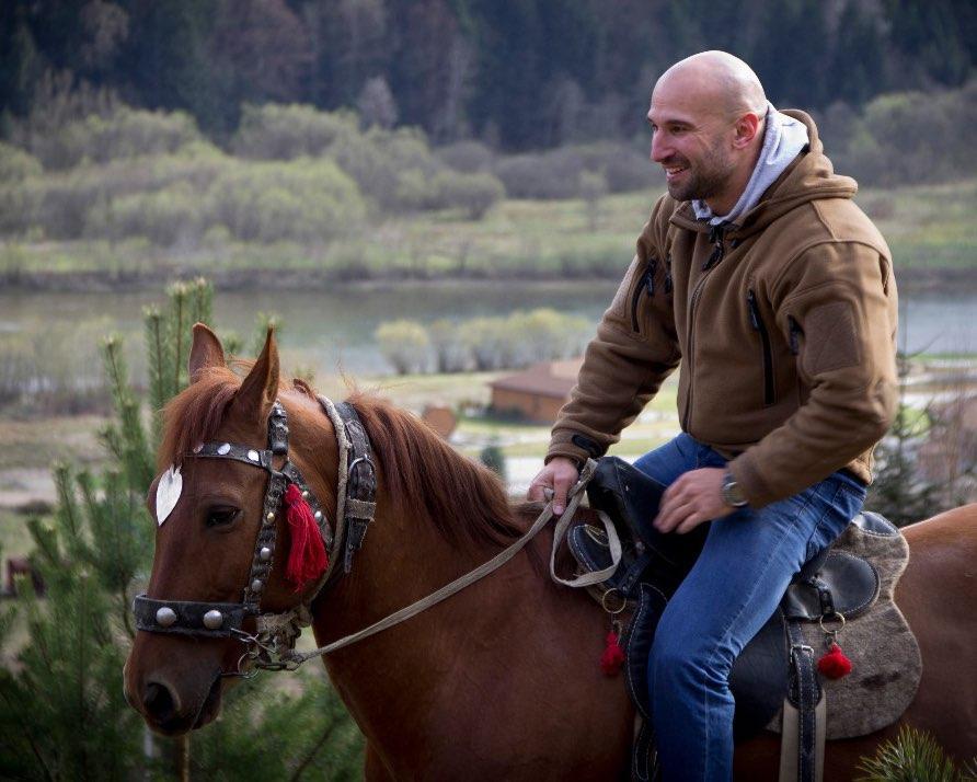 конные прогулки на лошадях