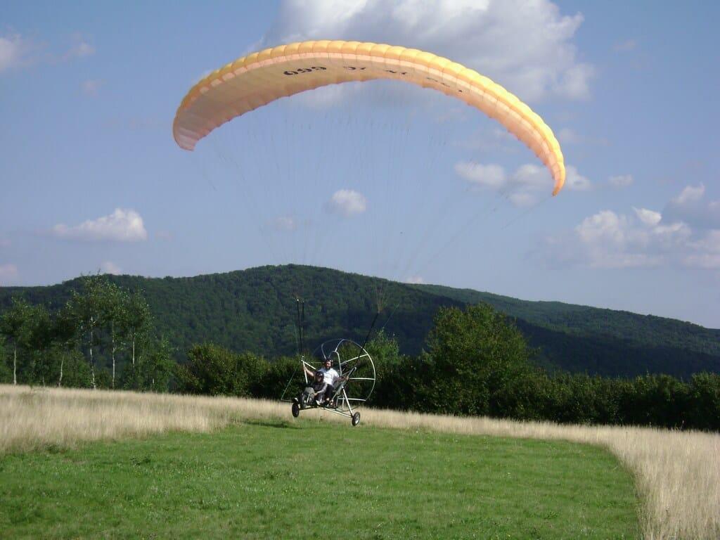 аерошут в Taor