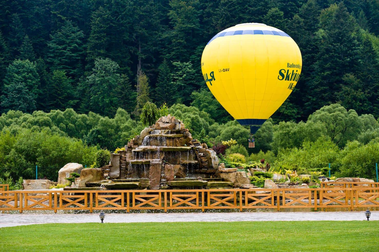 полет на воздушном шаре закарпатье цена