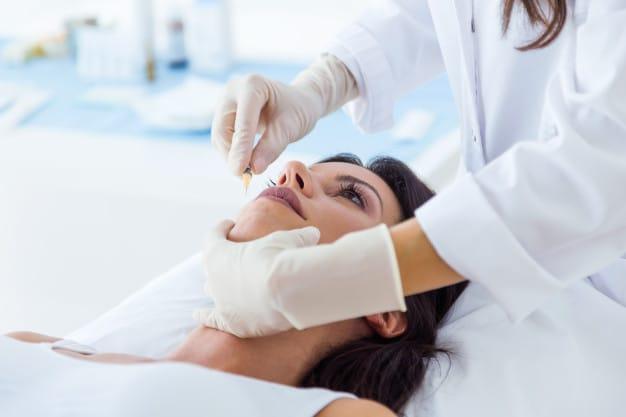 карбокситерапия на лицо