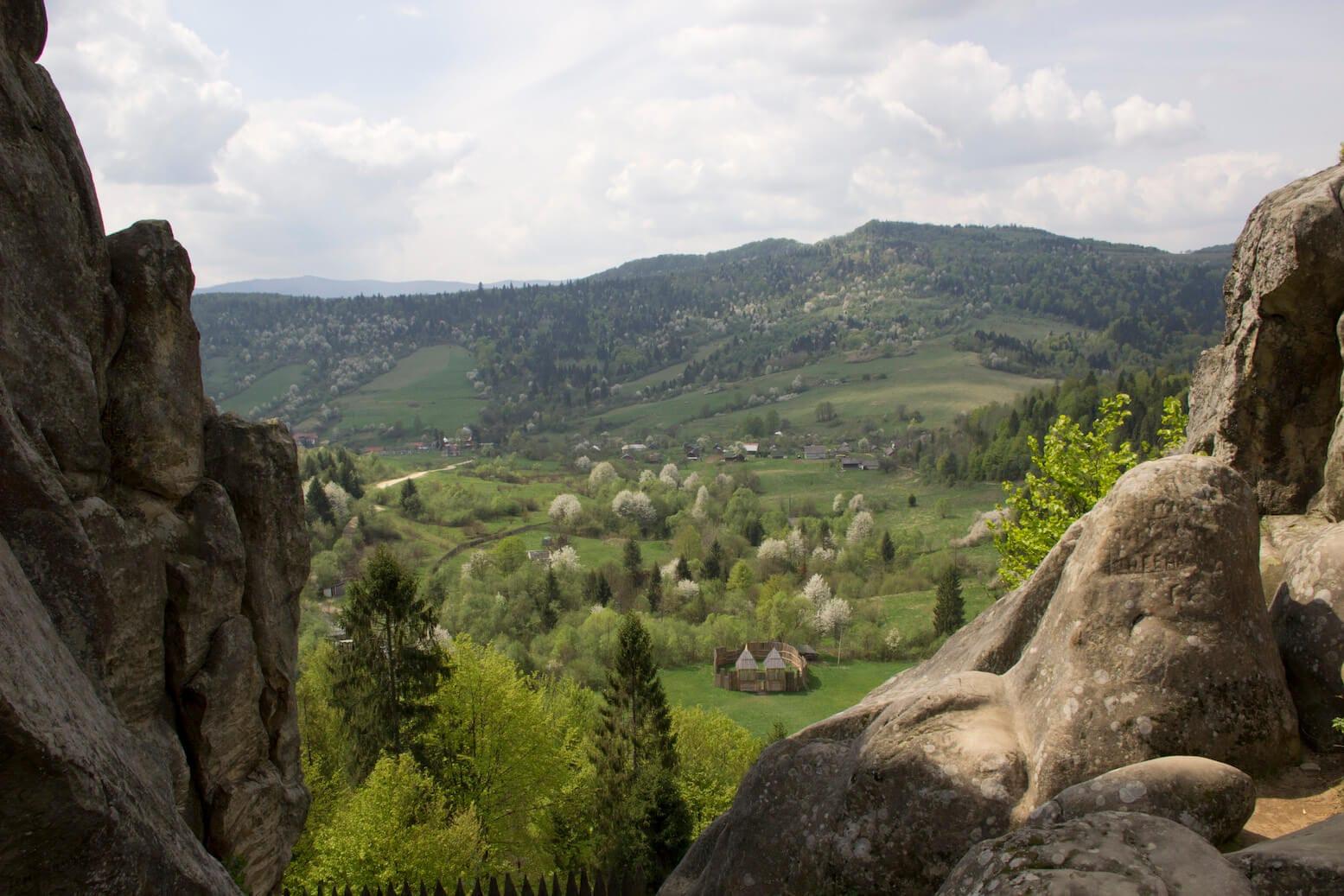 экскурсионные туры в карпаты