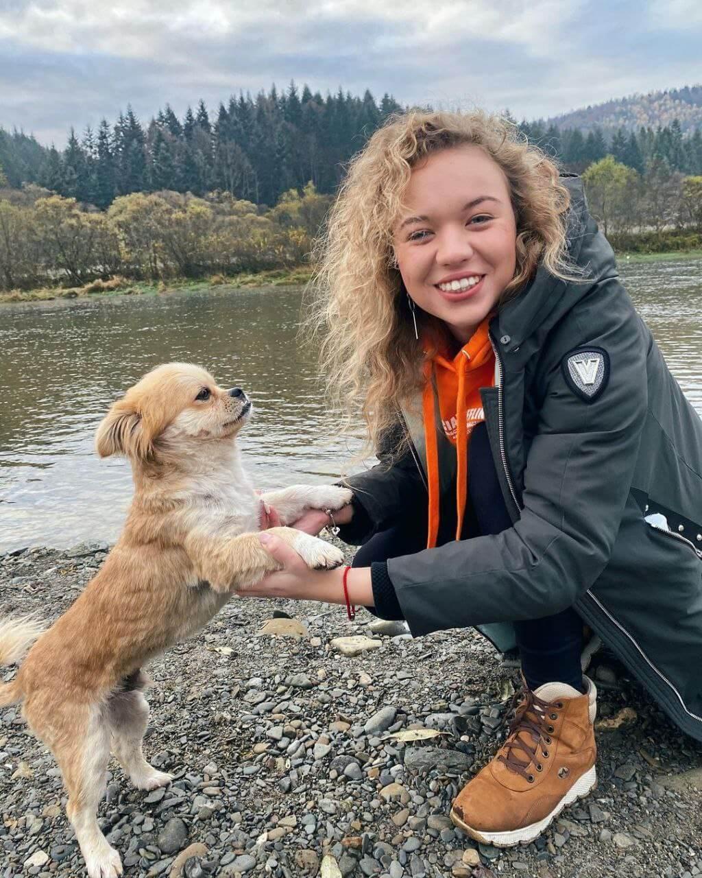 путешествие с собакой в Таор