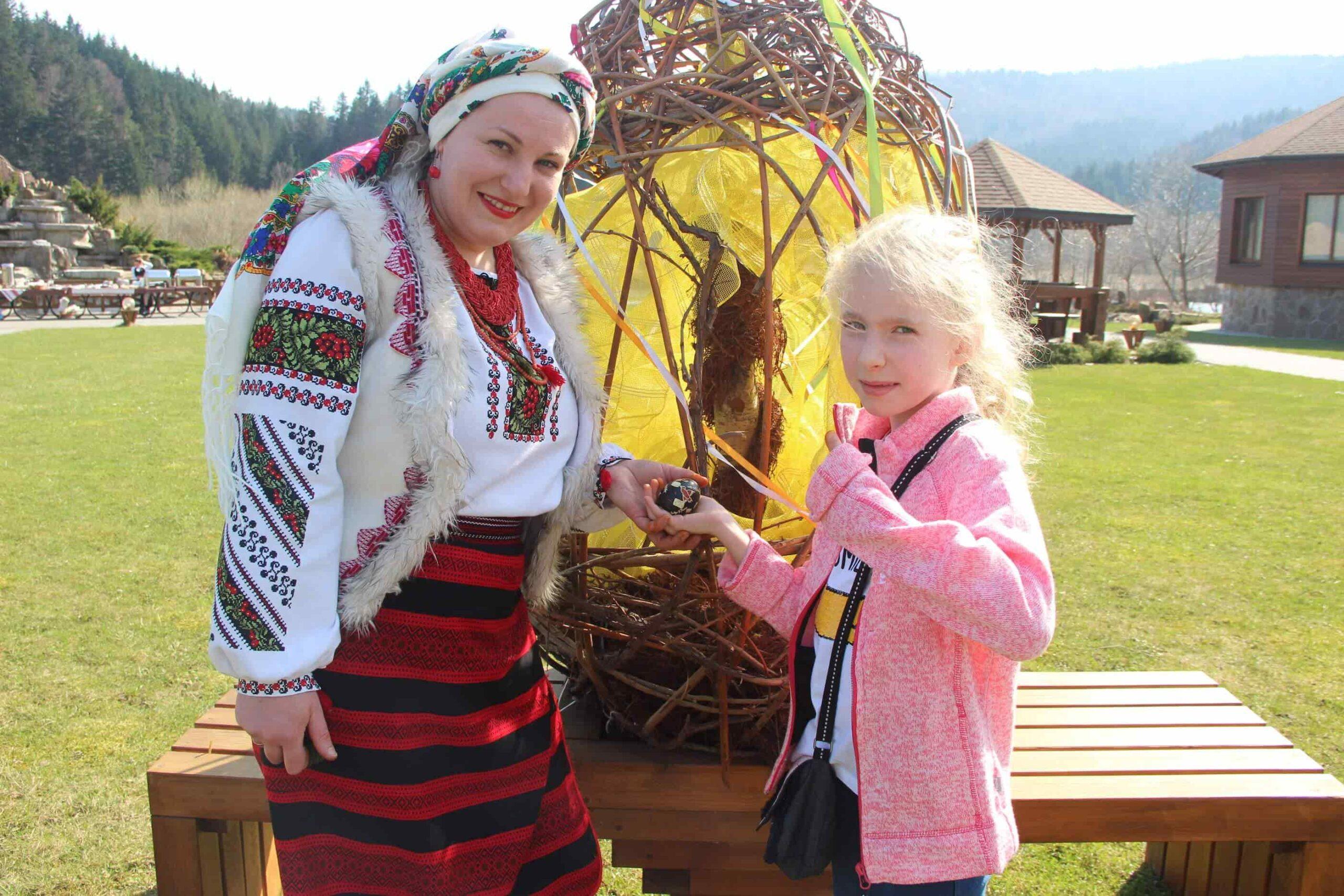 дітям про великодні традиції