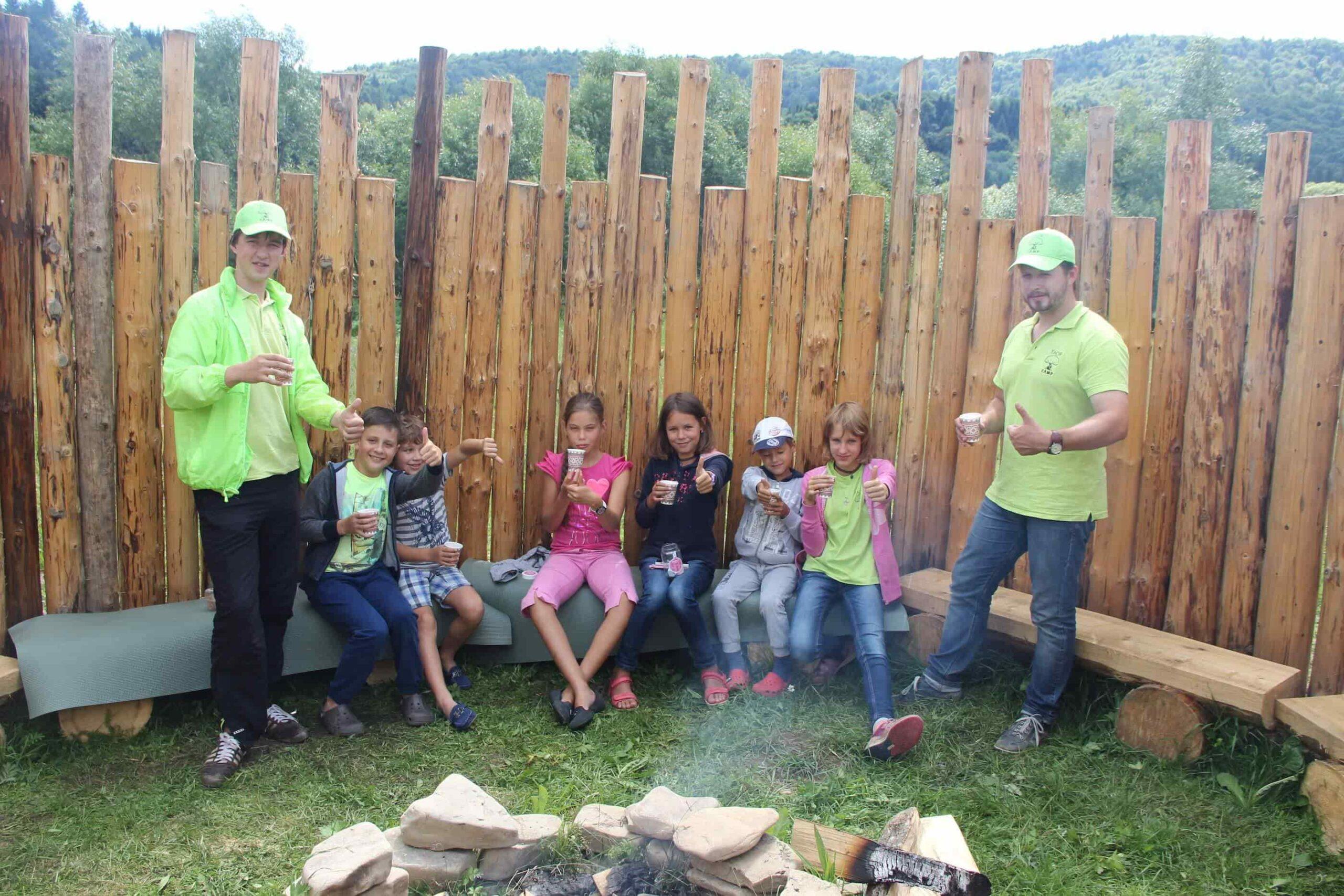 лагерь отдыха для детей Таор