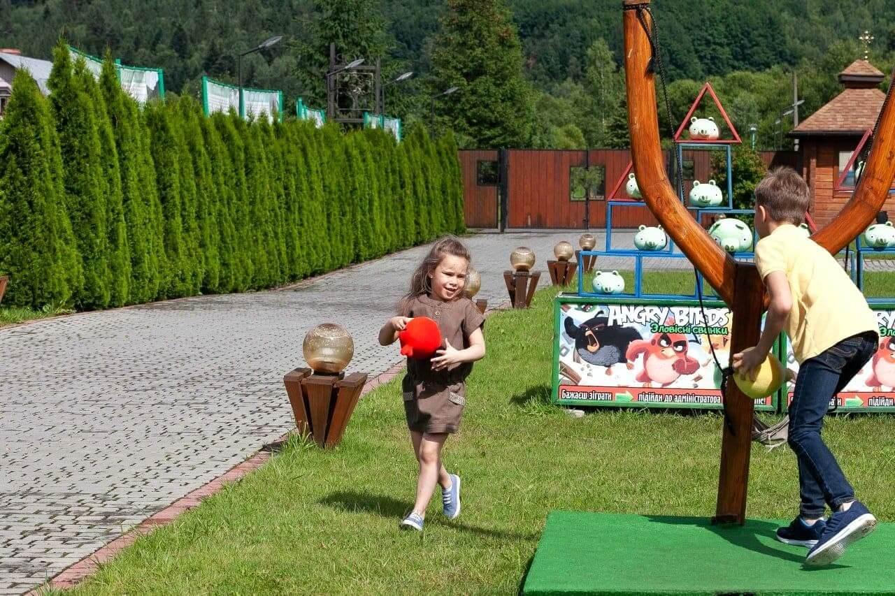 активный отдых летом для детей в Таор
