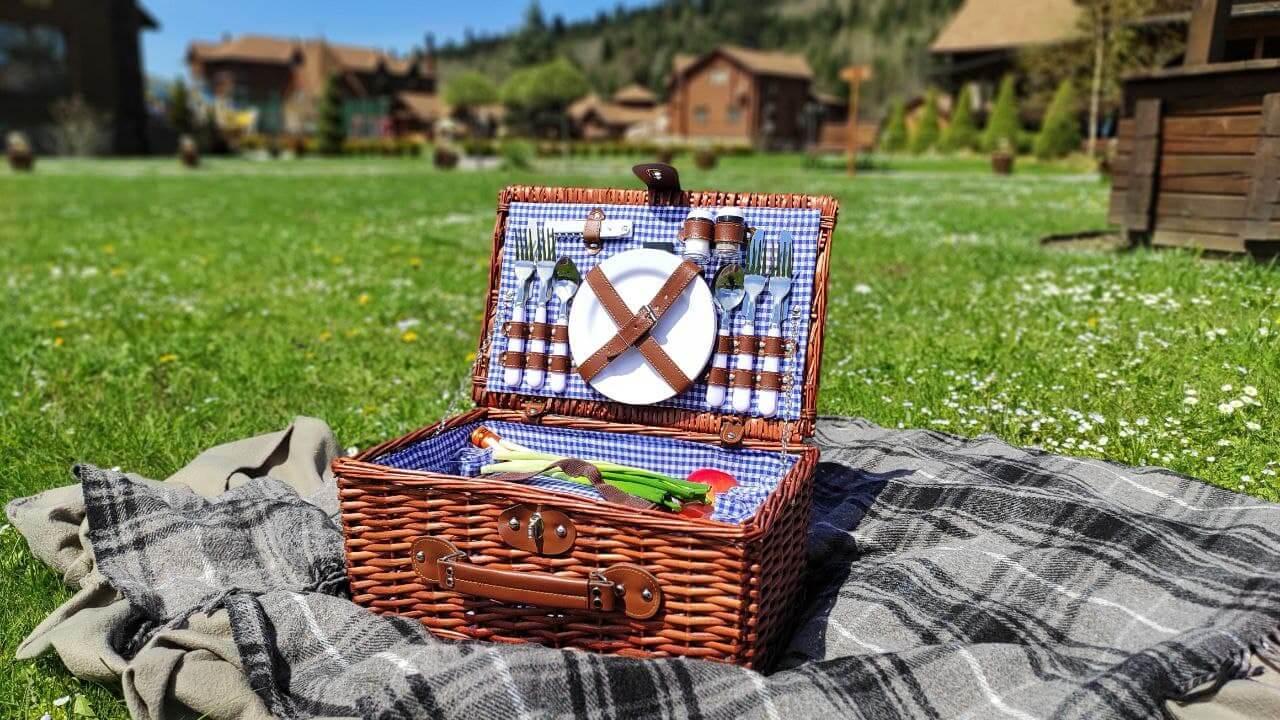пикник в Карпатах