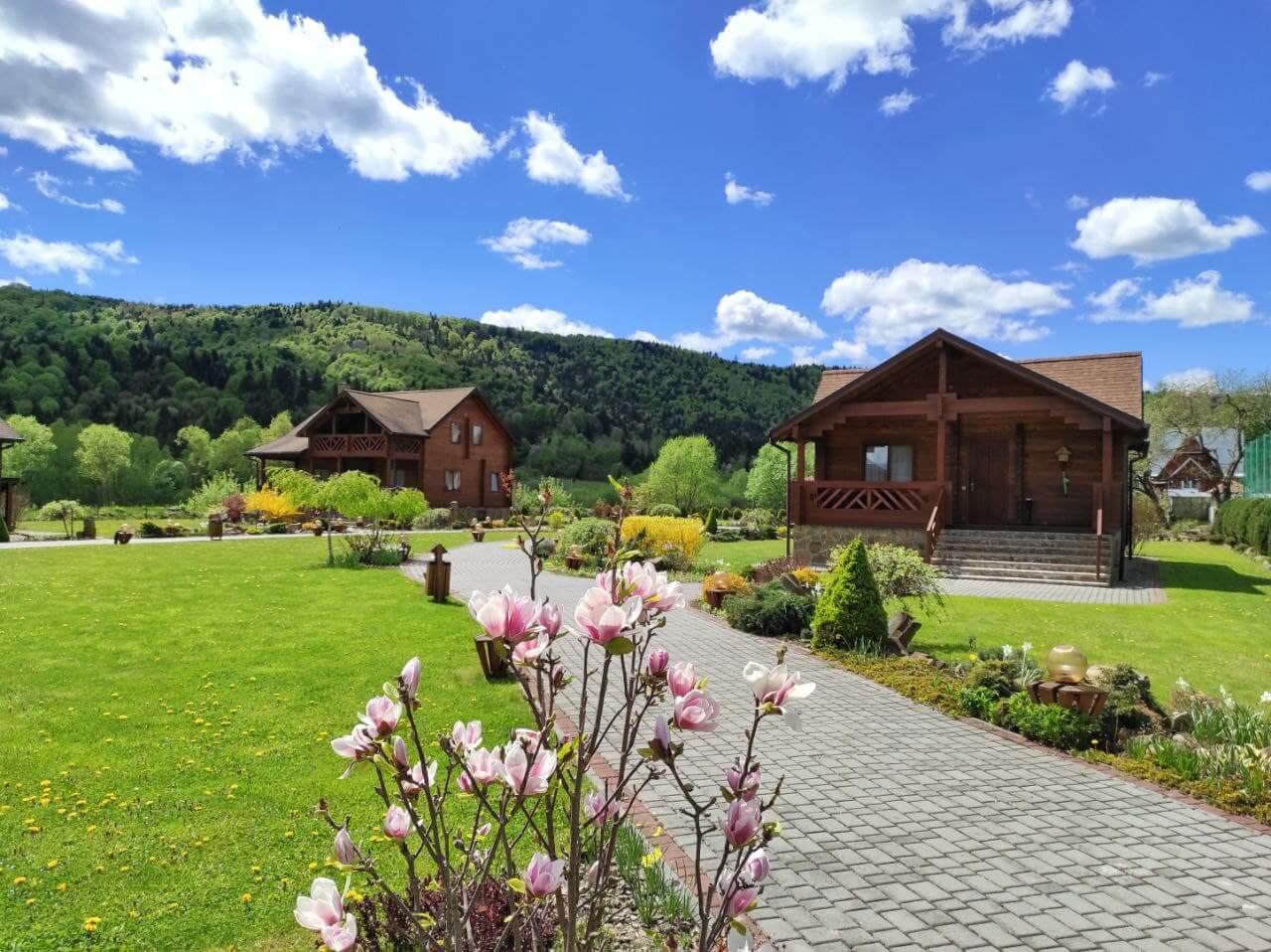 комплекс Таор для летнего отдыха