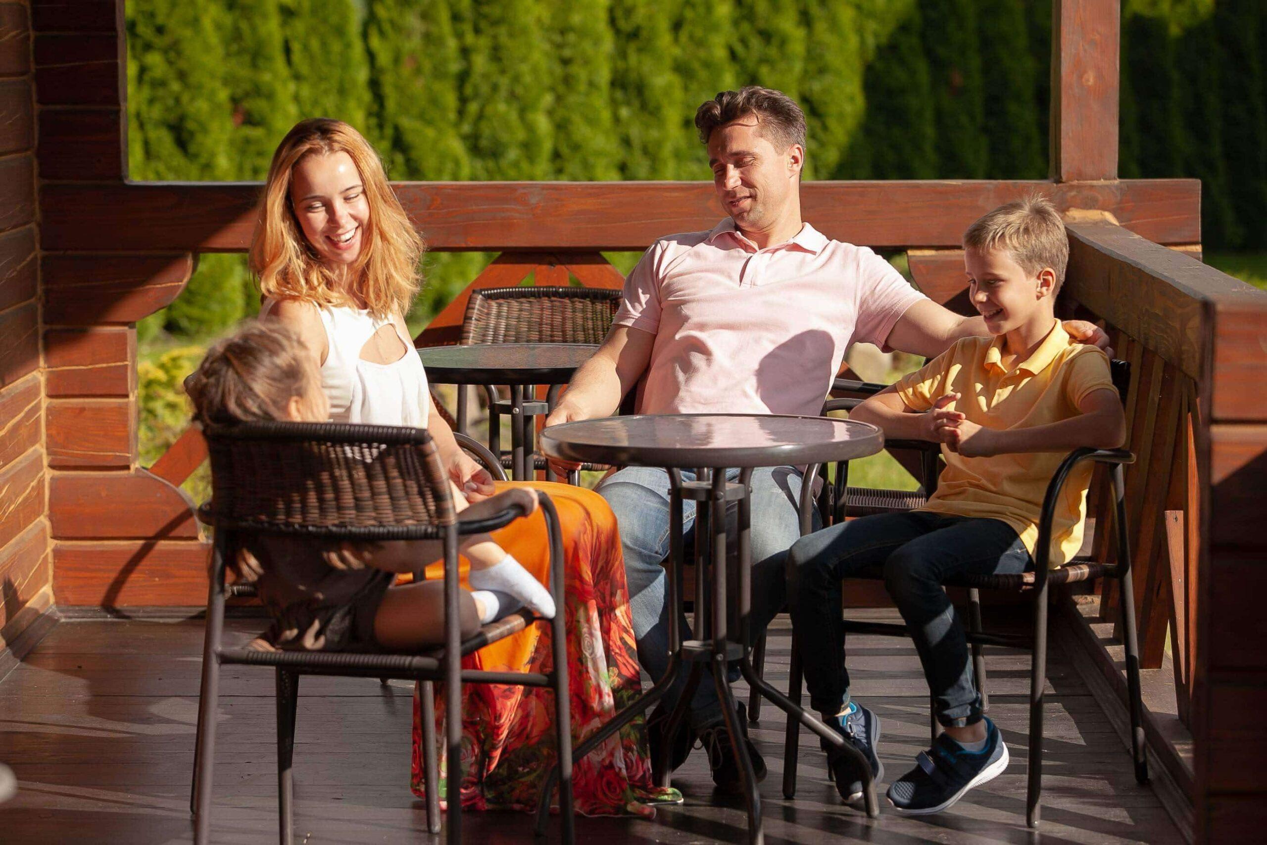 семейный отдых летом в Таор