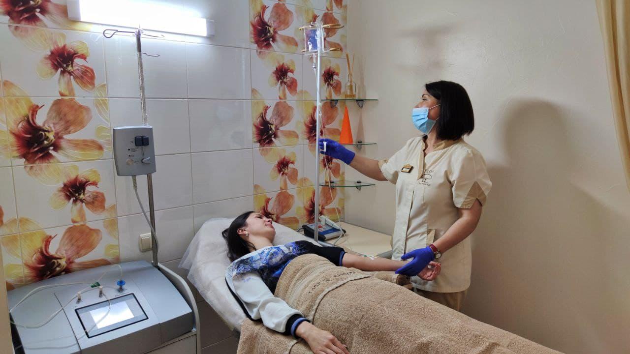 Health improvement in the picturesque Carpathians